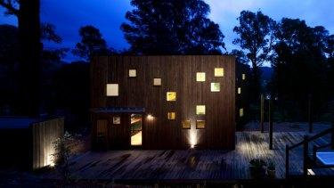 Marysville House by terminus studio with Steffen Welsch Architects.