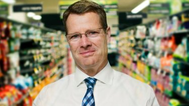 Woolworths CEO Grant O'Brien's departure was announced last year but he has been kept on in the role in an interim capacity that will see him collect a generous pension when he leaves in July.