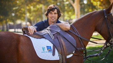 World Champion polo player Nacho Figueras bound for the Magic Millions.