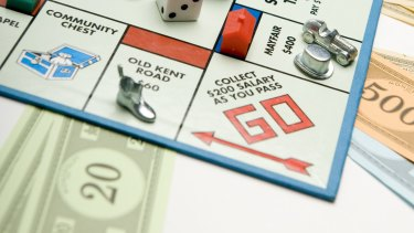 Monopoly - soon there'll be a cheater's edition that actively encourages players to twist some rules.