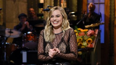 Margot Robbie is set to play Queen Elizabeth.