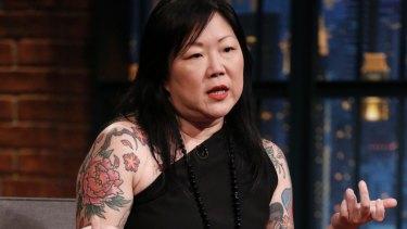 Comedian Margaret Cho.