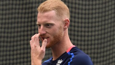Under investigation: Ben Stokes' England future is in doubt following an alleged brawl involving the all-rounder.