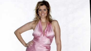 The former Kate Fischer on the TV show <i>It Takes Two</I> in the '90s.