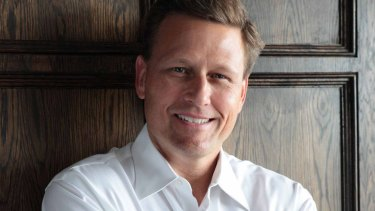 David Baldacci: 'These days it is really hard to find evil being vanquished by good so people go to find it in books.'