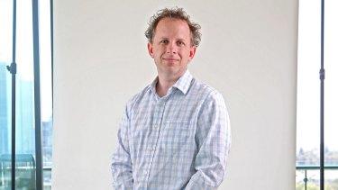 Software developing pioneer Jeremy Howard.