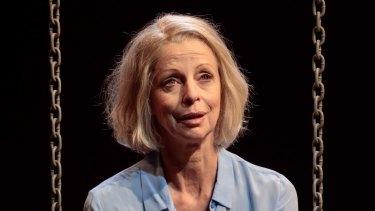 Heather Mitchell in Sydney Theatre Company's Cloud Nine.