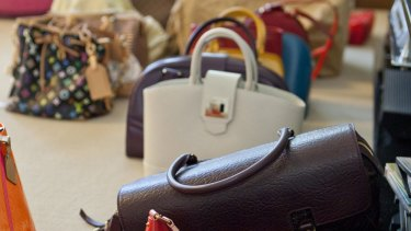 According to the ATO, handbags are not tax deductible as a general rule, while briefcases are.