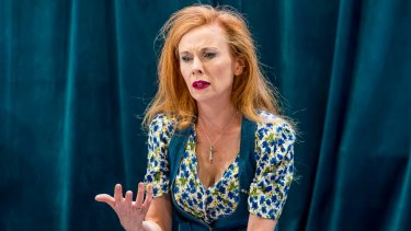 Alison Whyte as Margery.