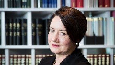 Anna Sutherland, partner at Herbert Smith Freehills.