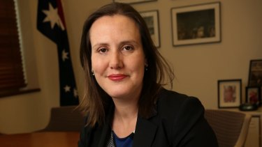 Kelly O'Dwyer, Minister for Revenue and Financial Services