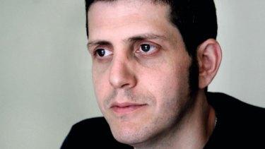 Israeli writer Nir Baram.