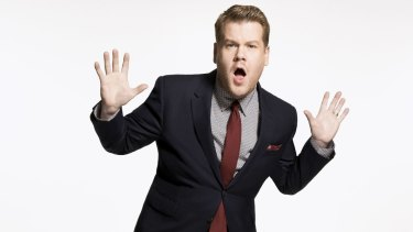 James Corden, who hosts <i>The Late Late Show</i> will voice Peter Rabbit.