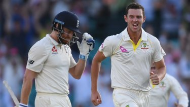 Star paceman Josh Hazlewood admits Australia's front-line quick have not transitioned to one-day cricket as well as they might have.