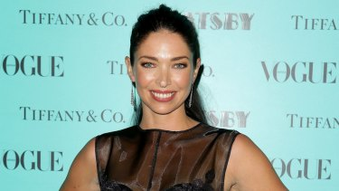 Erica Packer is planning a big 40th birthday bash at ex-hubby James' Aspen pad.