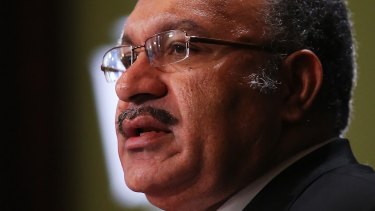 PNG Prime Minister  Peter O'Neill said there was strong support for a single position on the climate issue.