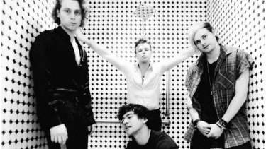 Third album on the way: 5 Seconds of Summer.