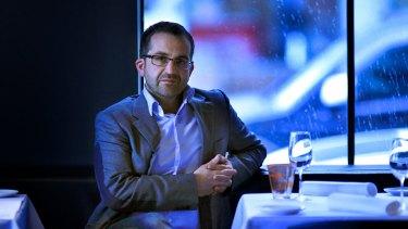 George Sykiotis, a long-term business partner of George Calombaris.