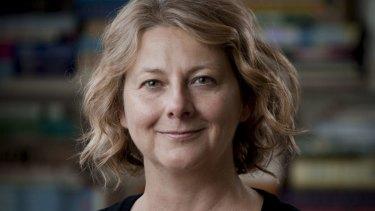 Author Toni Jordan.