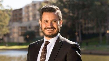 Mahir Momand CEO of Thrive