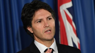 A regulation published on Wednesday by finance minister Victor Dominello has sparked fresh criticism.