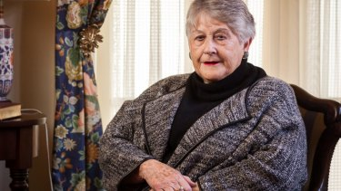 Right To Life campaigner Margaret Tighe.