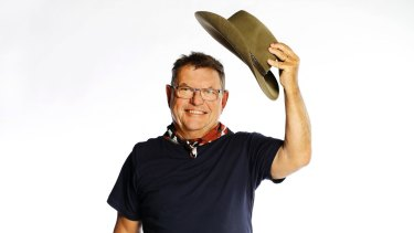 """Steve Price says <i>I'm A Celebrity Get Me Out Of Here</i> has """"changed"""" him."""