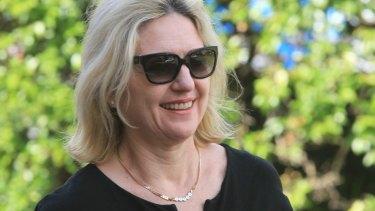 Crown prosecutor Margaret Cunneen, SC.