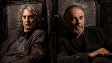 Steve Kilbey and Peter Koppes recall making Starfish in ''an absolute whirlwind''.