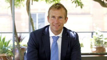 Planning Minister and the Member for Pittwater Rob Stokes.