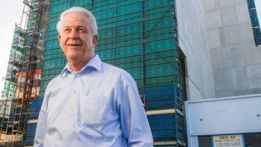 Reg Rowe is Queensland's fifth wealthiest person.