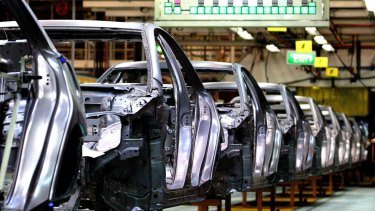 The Toyota plant in Altona will close this year.
