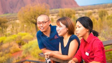 Australia isn't the only destination chasing the lucrative Chinese tourist market.