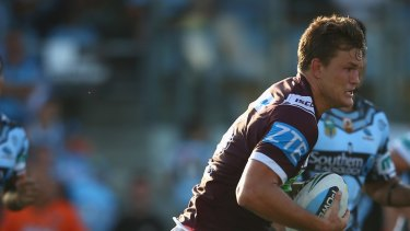 Charged: Liam Knight.