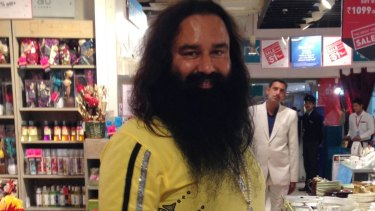 Guru Gurmeet Ram Rahim Singh has 40 to 50 million followers around the world.