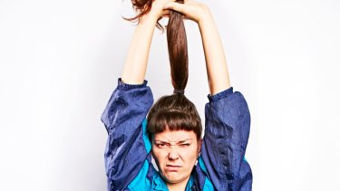 Franny Middleton's new show promises comedy and slapstick.