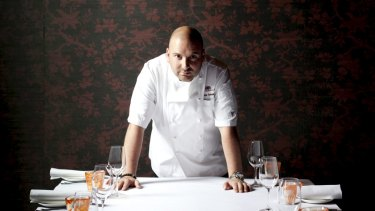 Sali has invested in the business of celebrity chef George Calombaris