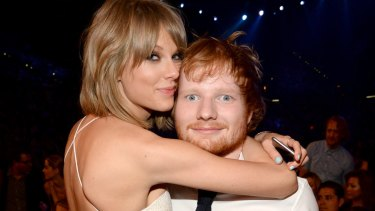 """Ed Sheeran is commonly referred to as being put in the """"friend zone"""" by Taylor Swift, now he may have a new lady in his life."""