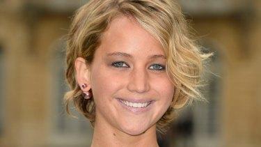 Breach of privacy ... actress Jennifer Lawrence
