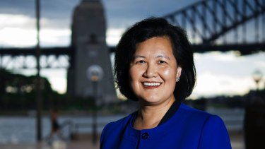 Company director Ming Long says it is time for gender-based quotas.