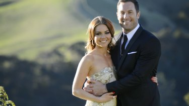 Now Sam Frost has found love with Sasha Mielczarek, she seems to have found a new way for the public to feel sorry for her - the Maxim.