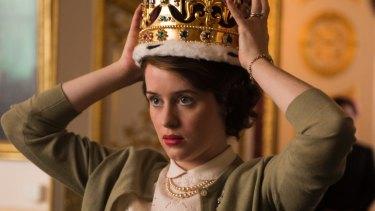 Netflix's original series The Crown is a fan favourite.