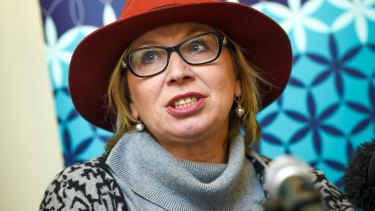 Rosie Batty says Cash's advocacy and support can influence the national agenda.