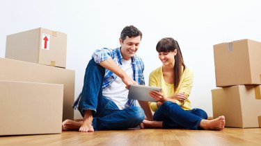 Almost half the Australian population has moved house in the past five years, according to the most recent census.