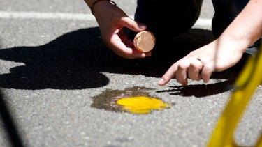 It turns out you can't fry an egg on the road on a hot day.