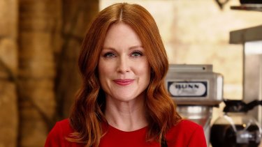 Julianne Moore plays a dulcet-toned she-devil in Kingsman: The Golden Circle.