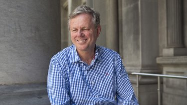 Former South Australian Premier Mike Rann.