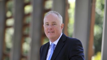 Treasury Wine Estates chief Mike Clarke is restructuring the firm's Californian operations.