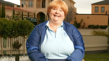 After playing Sharon Strzelecki in Kath & Kim, Szubanski became Australia's most popular personality.