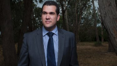 Liberal MP for Deakin Michael Sukkar.